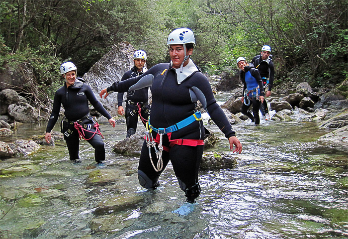 Torrentismo canyoning - Amici di letto torrent ...